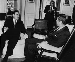 Громыко и Кеннеди. 18.10.1962