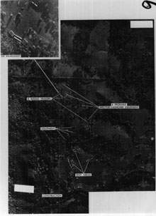 Советские ракеты на Кубе - аэрофотосъемка