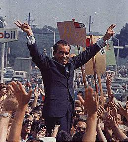 Речь Р. Никсона 3 ноября 1969г. (